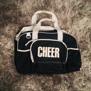 CHEER duffle/overnight bag